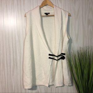 H&M knit Vest size Medium
